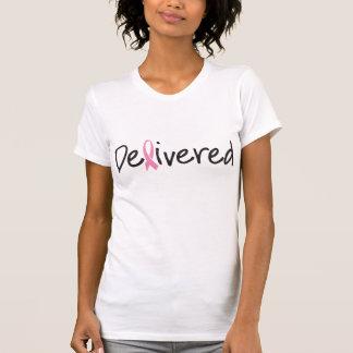 Cancer du sein fourni de T-shirt