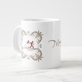 Caneca Para casamento Jumbo-Mug