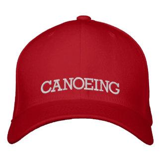 Canoeing Bestickte Baseballkappe