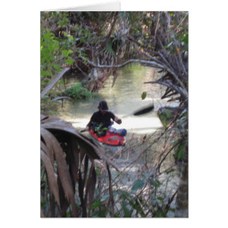 canoeing Juniper Springs Karte