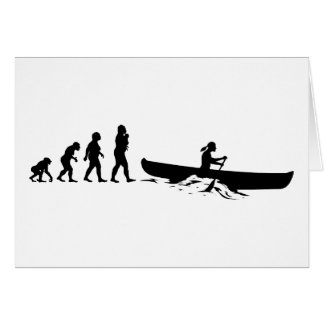 Canoeing Karte