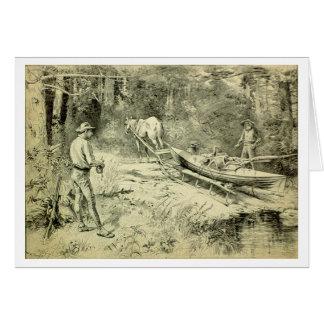 Canoing im Nordholz Karte
