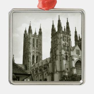 Canterbury Silbernes Ornament