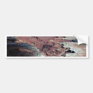 Canyonlands Autoaufkleber