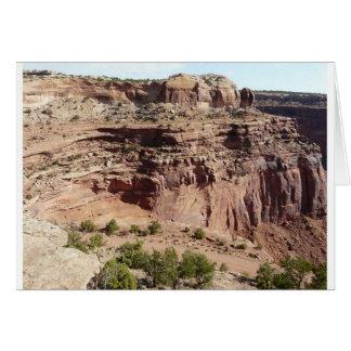 Canyonlands Utah Karte
