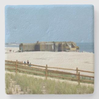 Cape May Bunker Steinuntersetzer