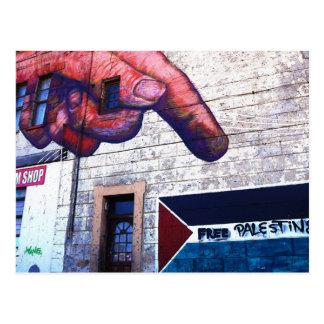 Cape Town: Freiheit Postkarte