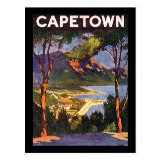 Cape Town Postkarte