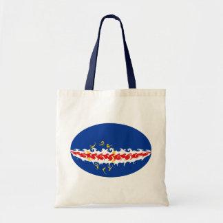 Cape Verde Gnarly Flag Bag