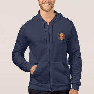 Capitaine Emblem de Gryffindor Quidditch Veste À Capuche