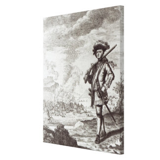 Capitaine Henry Morgan au sac Toiles