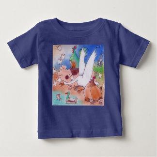 Capoeira Baby T-shirt