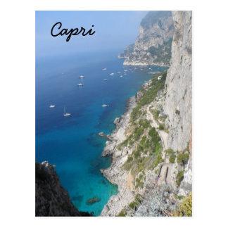 Capri, Italie Cartes Postales