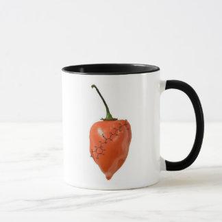 Capsaicin-Tasse Tasse