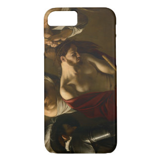 Caravaggio - das Krönen mit den Dornen iPhone 8/7 Hülle