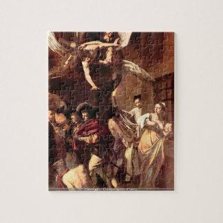 Caravaggio - die sieben Arbeiten des