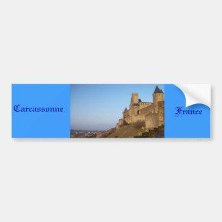 Carcassonne, Frankreich Autoaufkleber