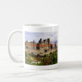 Carcassonne, Frankreich Kaffeetasse