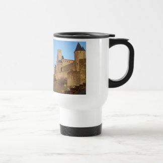 Carcassonne, Frankreich Reisebecher