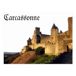 Carcassonne Postkarte