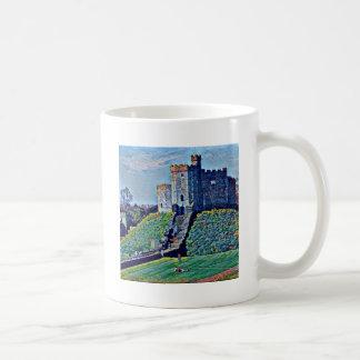 Cardiff-Schloss Kaffeetasse
