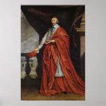 Cardinal Richelieu Posters
