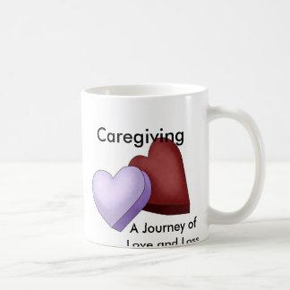 Caregiving, eine Reise der Liebe und der Kaffeetasse