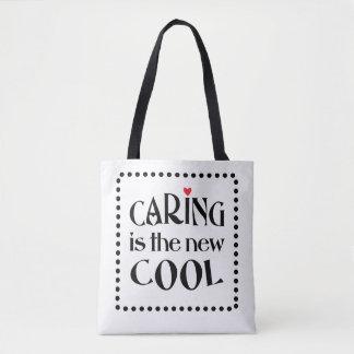 Caring ist das neue COOLE Tasche