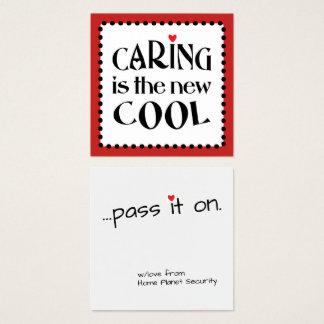 Caring ist die neues COOLES ~ nennende Karte