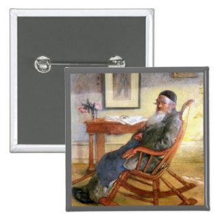 Carl Larssons Vater (Pader) Button