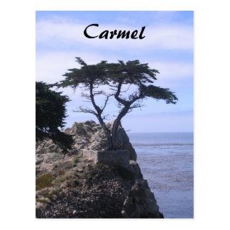 Carmel Postkarte