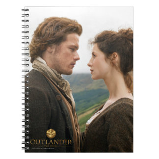 Carnet Outlander | Jamie et Claire faces à face