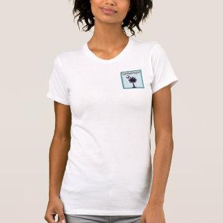 Carolina-Designerklassisches T-Shirt