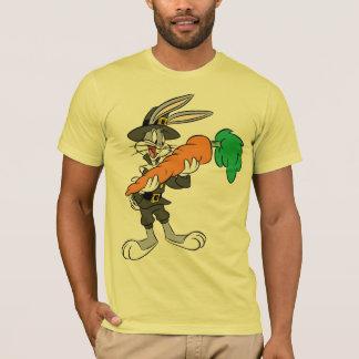 Carotte de thanksgiving de pèlerin de ™ de BUGS T-shirt