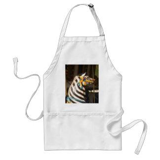 Carousel_Zebra Schürze