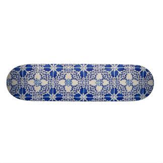 Carreaux de céramique skateboards cutomisables