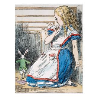 Carroll: Alice, 1865 Postkarte