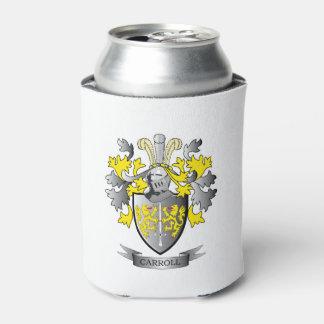 Carroll-Wappen Dosenkühler