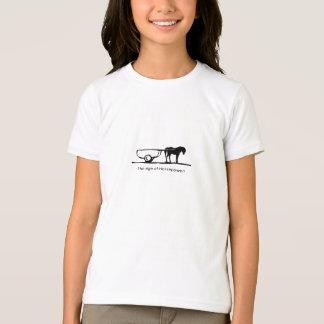Carstrology - Alter von Pferdestärken T-Shirt
