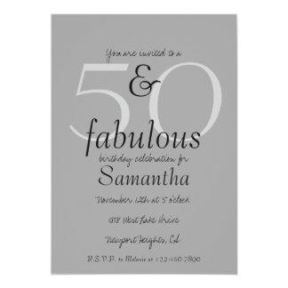 Carte 50 et fabuleux