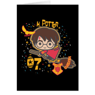 Carte Chercheur de Harry Potter Quidditch de bande