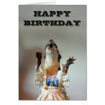Carte d'anniversaire de Juanita