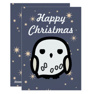 Carte de Noël d'art de personnage de dessin animé