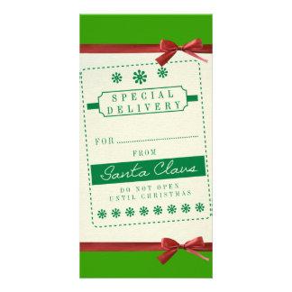 Carte de Noël spéciale Cartes De Vœux Avec Photo