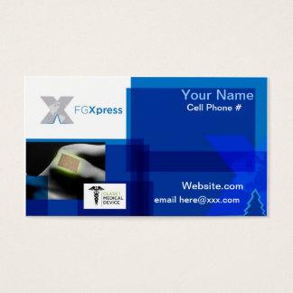 Carte de visite de FGXpress
