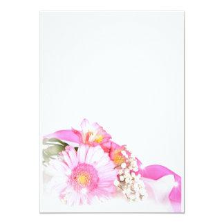Carte flower