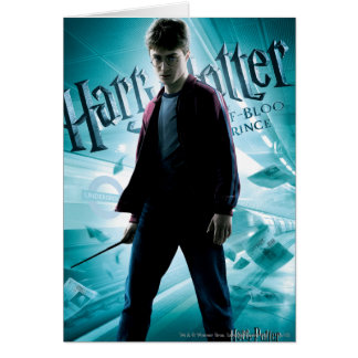 Carte Harry Potter HPE6 2