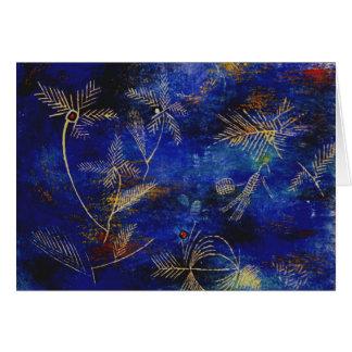 Carte Klee - contes de fées