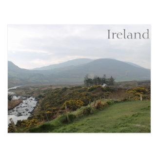 Carte Postale Anneau de Kerry, Irlande
