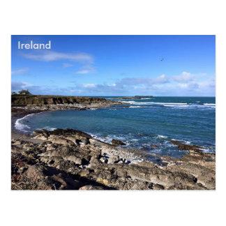Carte Postale Baie de Scraggane, Maharees, Cie. Kerry, Irlande
